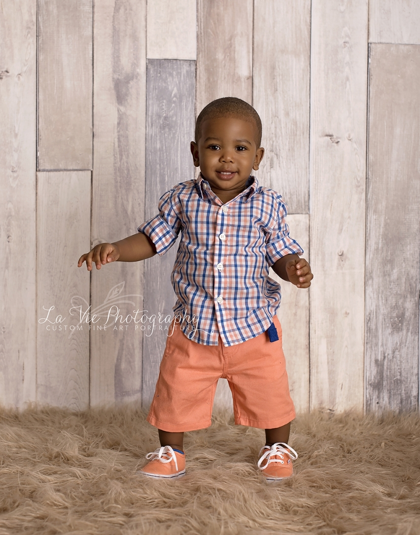 First Birthday Portraits-Pearland, Tx Studio