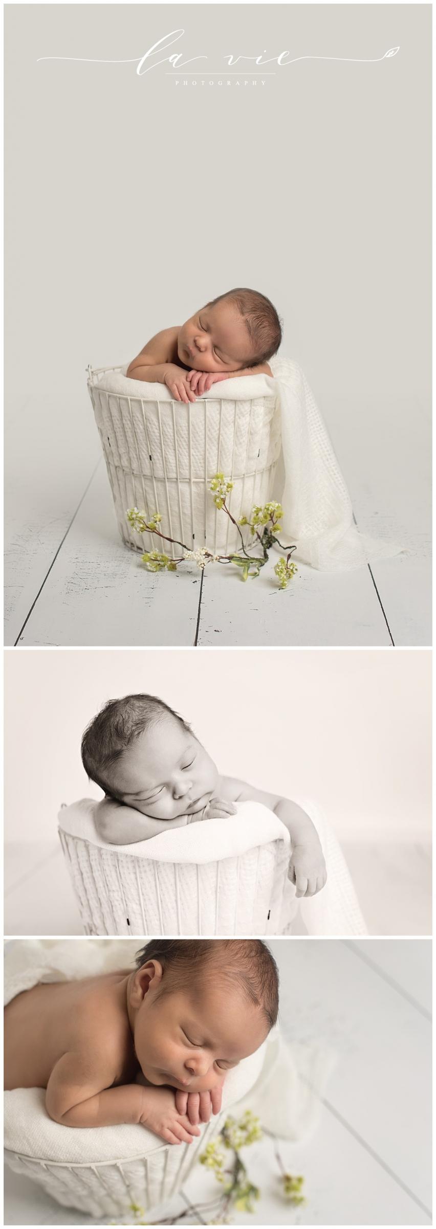 Houston Newborn Photographer | La Vie Photography