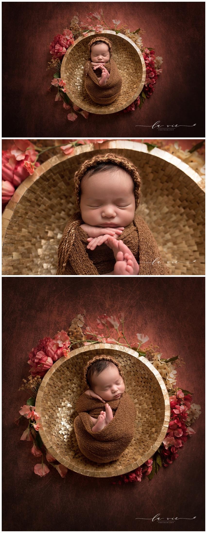 Houston Fine Art Newborn Photography