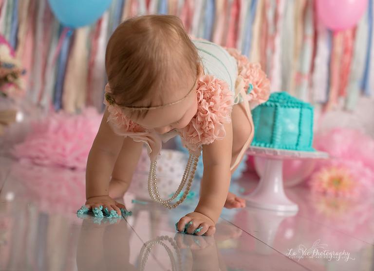 Baby Smash Cake Houston