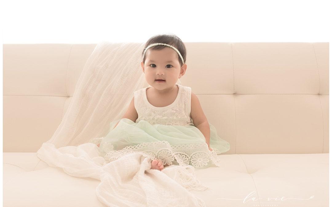 Houston Baby First Year Photographer | Edin