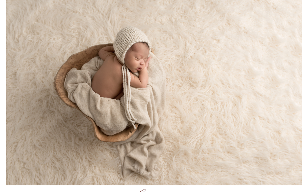 Houston Newborn Portrait Photographer | Baby Ryan