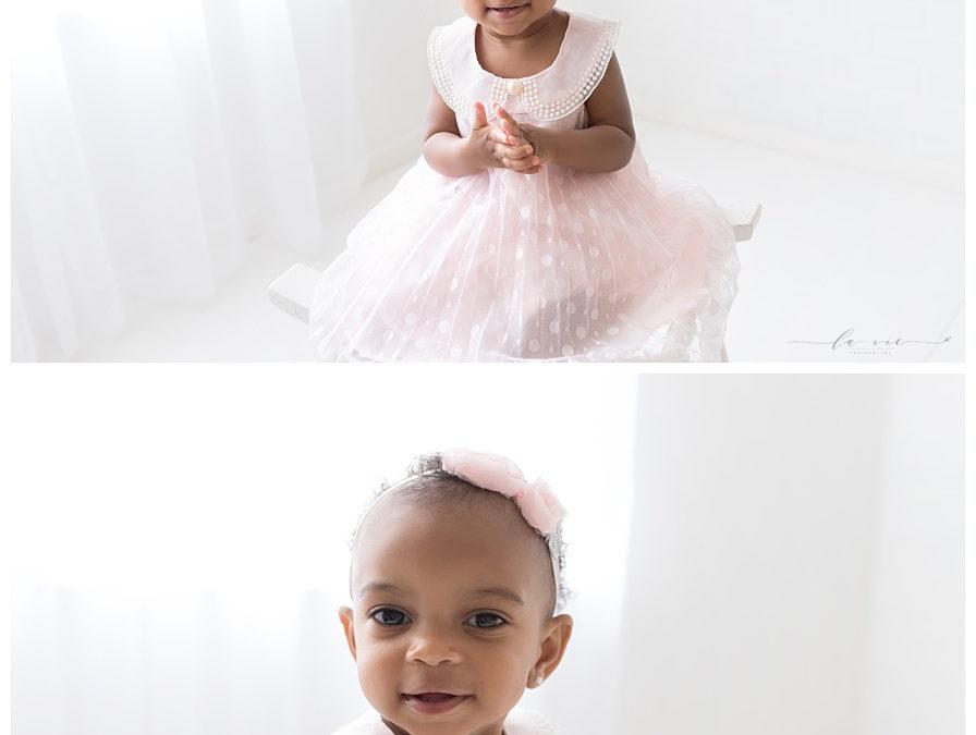 Houston First Birthday Photographer | McKenzie