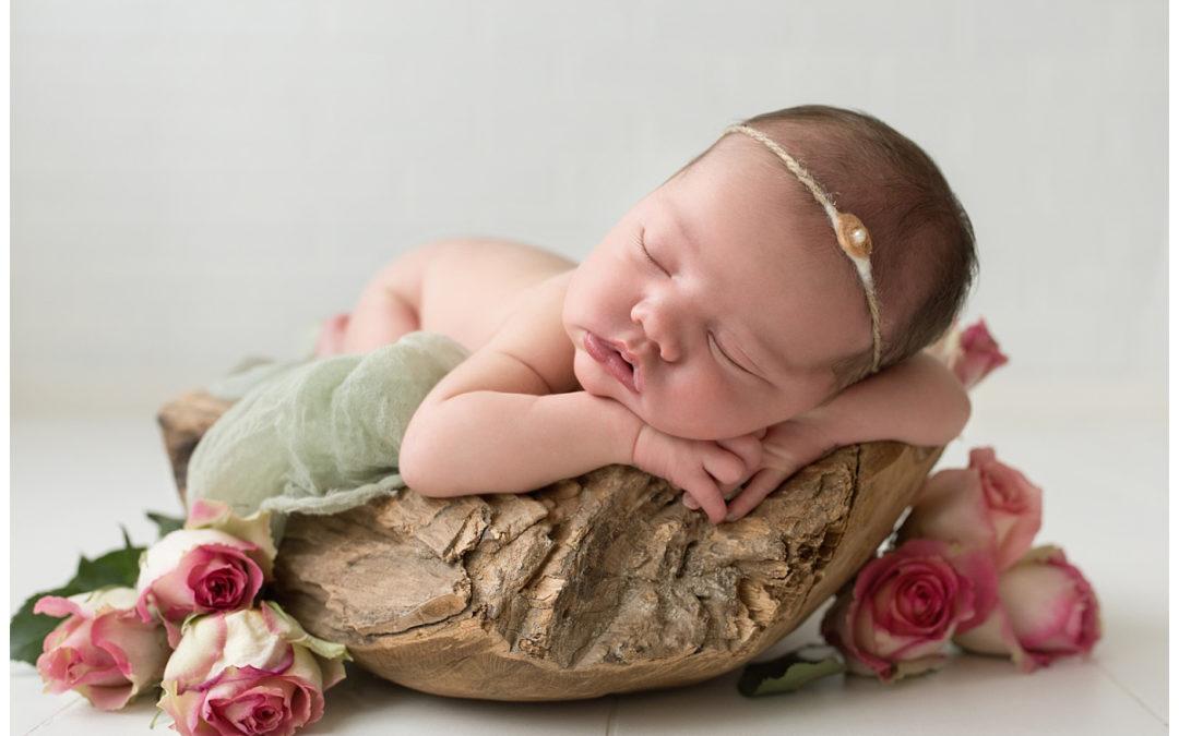 Houston Luxury Newborn Photographer | Ava Rose