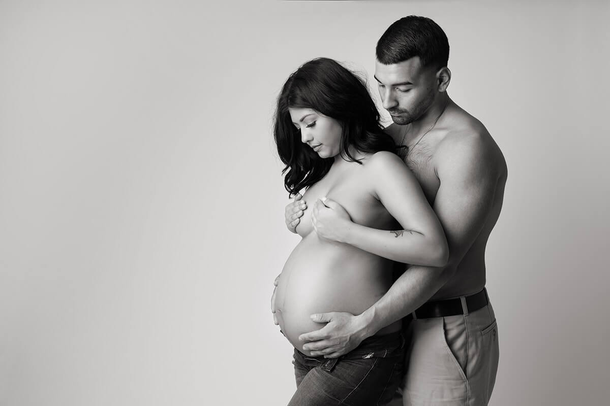 Houston Maternity Photography Studio La Vie Photography 26