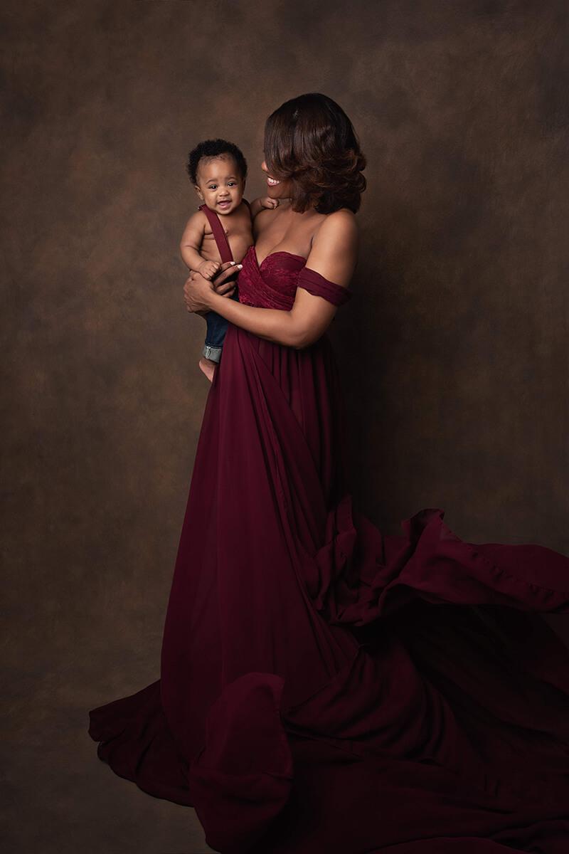 Houston Motherhood Photography Studio La Vie Photography 8
