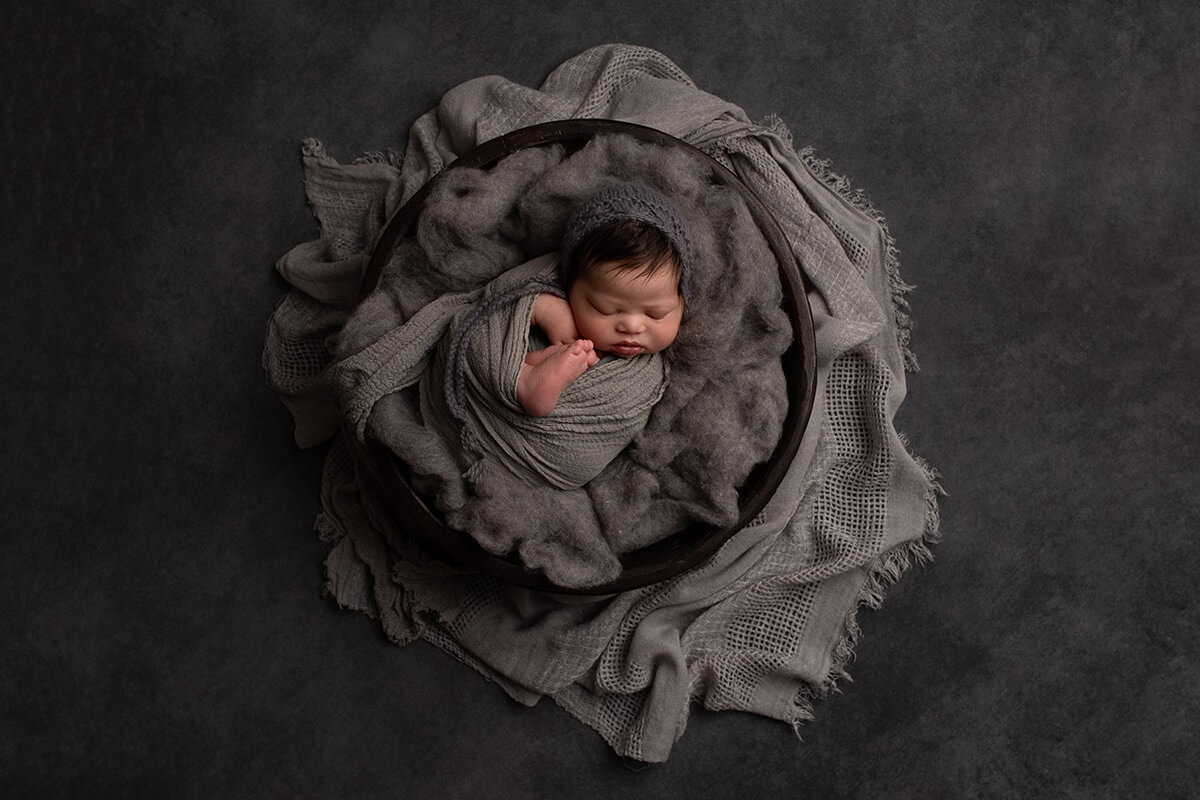 Houston Newborn Photography Studio La Vie Photography 10