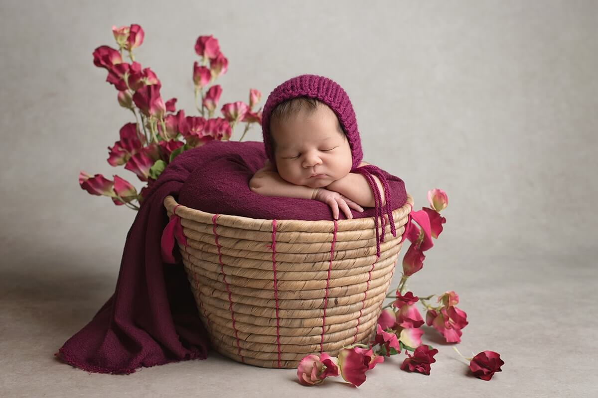 Houston Newborn Photography Studio La Vie Photography 14