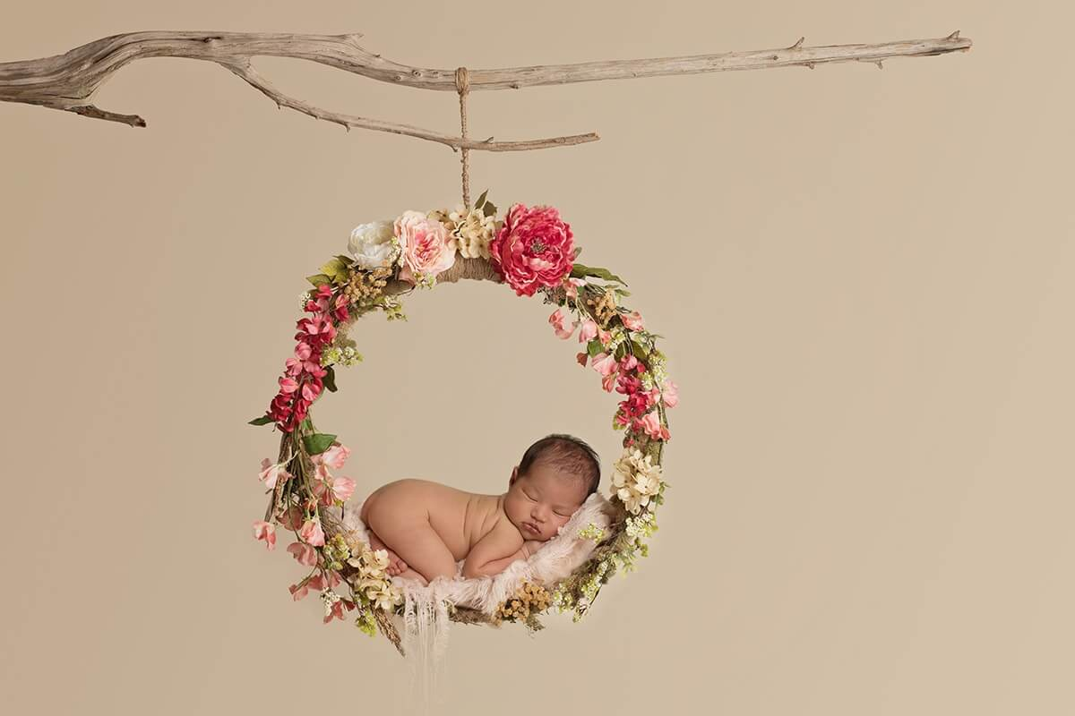 Houston Newborn Photography Studio La Vie Photography 20