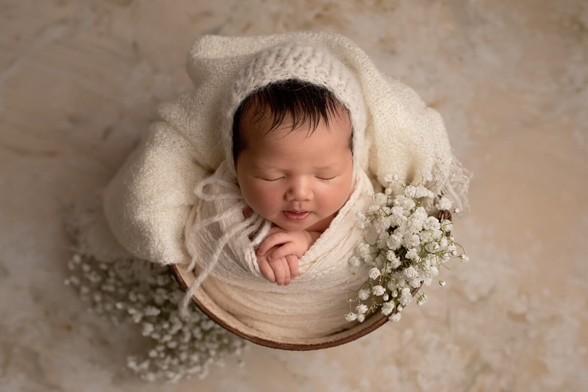 Houston Newborn Photography Studio La Vie Photography 30
