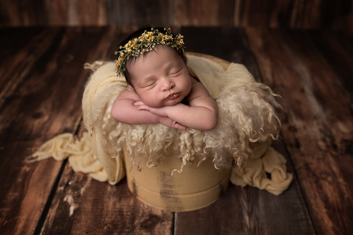 Houston Newborn Photography Studio La Vie Photography 36
