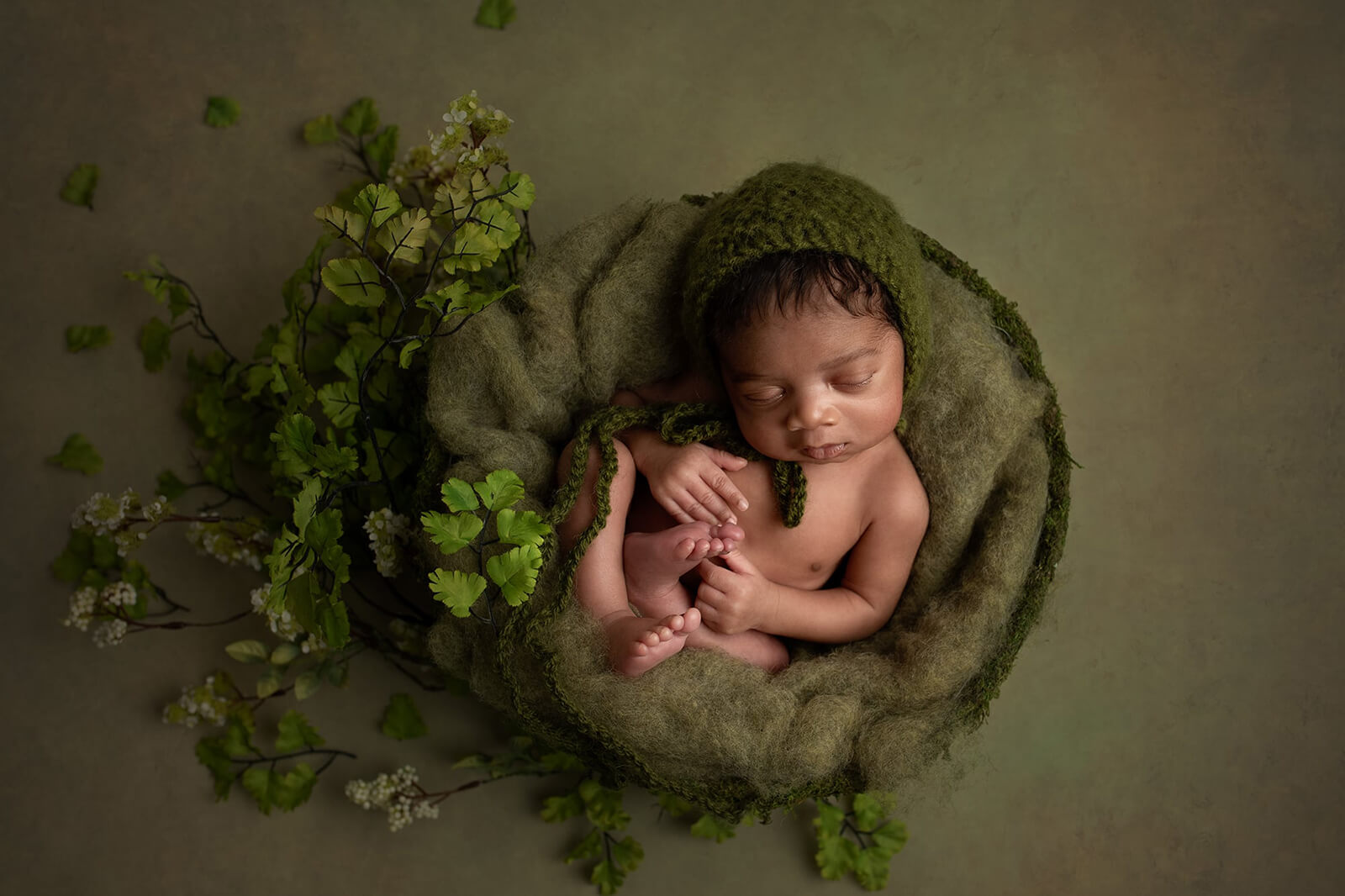Houston Newborn Photography Studio La Vie Photography 39